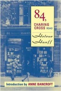 84 Charing Cross Road by Helene Hanff