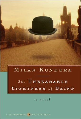 a review of the book the unbearable lightness of being Buy the unbearable lightness of being main by milan kundera, michael henry heim (isbn: 9780571135394) from amazon's book store everyday low prices and free delivery on eligible orders.