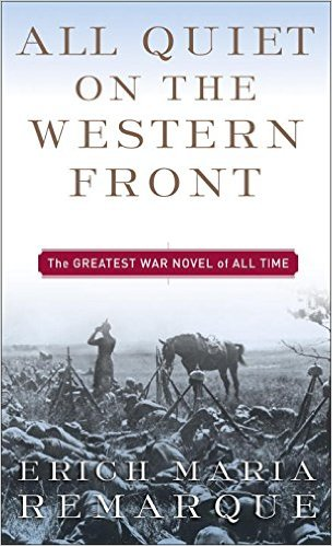 a review of the story all quiet on the western front All quiet on the western front (1930) was based on the erich maria remarque novel of the same name directed by lewis milestone and starring louis wolheim, lew ayres, john wray, arnold lucy and .
